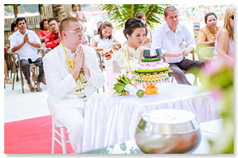 buddhist wedding ceremony phuket