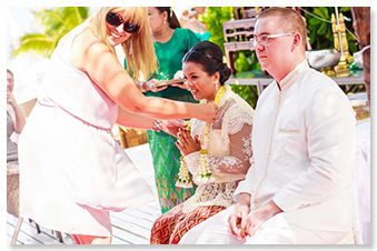traditional thai marriage phuket