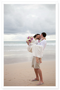wedding beach phuket