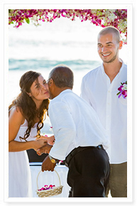 destin wedding packages