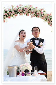 simple wedding ideas at phuket