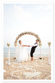 phuket simple wedding idea