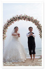 phuket small wedding idea