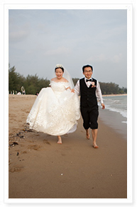 phuket easy beach wedding