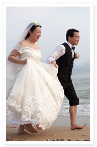 easy beach wedding phuket