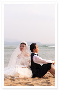 cheap beach wedding phuket