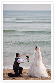 beach wedding small budget phuket