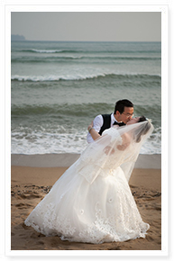 beach wedding ceremony in phuket