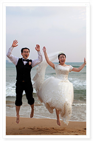 phuket beach wedding ceremony