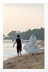 small beach wedding ideas in phuket