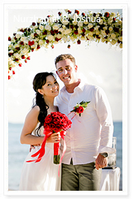 phuket wedding photography service