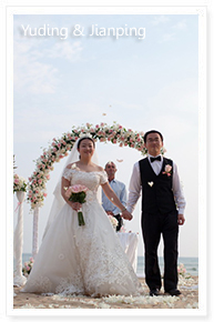 simple and small romantic beach wedding ideas in phuket