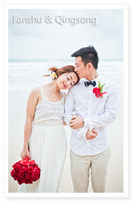 Wedding in Phuket, Thailand